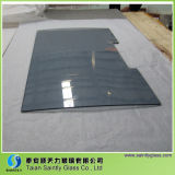 3mm-10mm Tempered Color Glass /Stained Glass/Brown Color Glass/Europa Grey Color Glass
