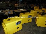 7kVA Geluiddichte Diesel Generator in drie stadia met Garantie