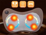Elektrischer Miniauto-Gebrauch-Infrarotwärme Shiatsu Massage-Stutzen-Kissen