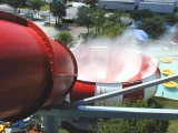 Water Park (DX/WX/D8900)のためのスペースBowl Slide
