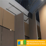 Door plegable, Office Partition con High Sound Proof y Movable