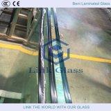 Vidrio laminado de la pared/vidrio laminado del vidrio laminado/partición decorativa