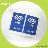 RFID NFCのステッカー1つのK