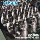 2500lb Pressure Seal Forged Steel Globe Valve F22