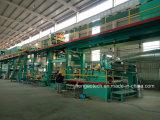 Línea de capa del color de la buena calidad de la fábrica