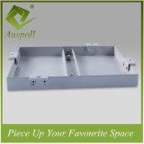 El panel de pared de aluminio del material de construcción de la alta calidad