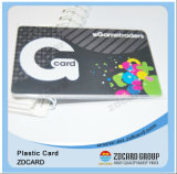 Offset Printing Prepaid Plastic Barcode Gift Card