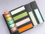 Rectángulo de regalo Custom Designed del papel de la cinta