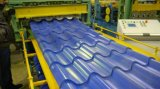 Prodotti siderurgici del materiale da costruzione che coprono la lamiera di acciaio galvanizzata ondulata strato