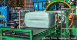 까맣거나 백색 또는 녹색 750X1500X25um, 500X1500X25um, 250X1800X25um를 위한 가마니 포장 필름 SGS 증명서