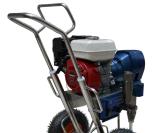 Tipo rociador privado de aire de Hvban Gmaxii 7900 de la pintura con el motor de gasolina