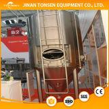 Biorreactor del acero inoxidable de la fermentadora del cono