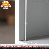 Moderner Entwurfs-einfaches Metallviertüriger Stahl kleidet Schrank