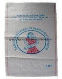 China imprimió los bolsos tejidos los PP para el detergente material químico Packa.