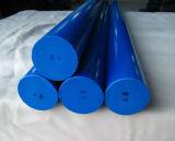Nylon штанга, PA6 штанги с белым, голубым цветом