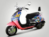 1500W Power (LEV016)のレトロのElectric Scooter