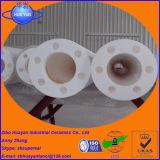 Temperatura alta del rodillo de cerámica del cuarzo del alúmina