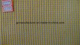 желтая сетка стеклоткани цвета 4X4