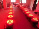 Profesional 24PCS Rgbwuv LED PAR puede Etapa Ligting (CSL-624A)
