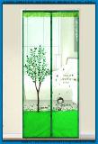 魔法の網戸の磁気反蚊帳のバグのドア・カーテン