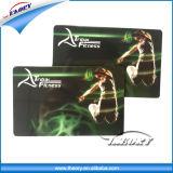 4つのカラーオフセット印刷の従業員IDのカード