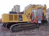 Machines d'extraction utilisées KOMATSU PC650