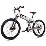 Indicador do LCD da E-Bicicleta que dobra a bicicleta de montanha elétrica da bicicleta E (OKM-661)