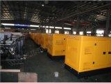 gerador 50kw/63kVA Diesel ultra silencioso com motor Ce/CIQ/Soncap/ISO de Lovol