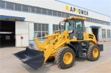 Cargador barato de la rueda de la fuente de la fábrica de la carga de MP160 1600kg