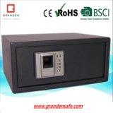 Coffre à empreintes digitales pour maison et bureau (G-43DN) Solid Steel