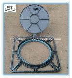 Дуктильный люк -лаз Coveren124 решетки буерака типа B125 крышки люка -лаза утюга En124
