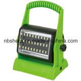 Luz sin cuerda recargable de la manía de 30 SMD LED