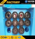Automatischer Finn-Energie PLC-hydraulischer Schlauch-quetschverbindenmaschine verwendet auf dem hydraulischen Gebiet