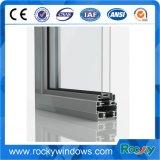 Vari profili di alluminio anodizzati variopinti per la fabbricazione Windows e dei portelli