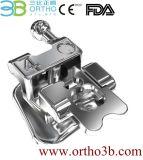 セリウムのFDA ISOのブラケットを縛っている歯科矯正学の自己