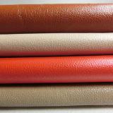Petit cuir de PVC Hangbag de texture de chèvre