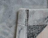 Peignoir de luxe de robe de pyjamas de flanelle de Bahrobe de flanelle de Microfiber