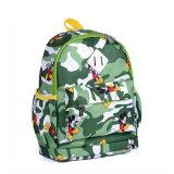 De Leerlingen van de kleuterschool doen de Schooltas van Mickey van de Camouflage van de Kleur van de Rugzak van het Kind van het Beeldverhaal (in zakken GB#SB665)