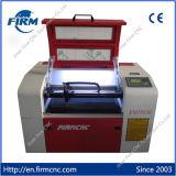 FM-5030ゴム印のプレキシガラス木製の小型レーザーの彫版機械