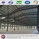 Мастерская стальной структуры рамки низкой стоимости светлая