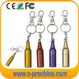 USB бутылки пива способа с цветастым USB картины вставляет Keychain