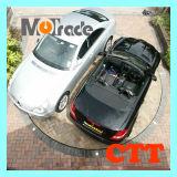 Placa giratoria de gama alta del coche de Turner del coche del vector de la vuelta del coche de los automóviles de la calidad de la clase