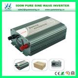 outre de l'inverseur pur solaire d'onde sinusoïdale de l'inverseur 500W de pouvoir de réseau (QW-P500)