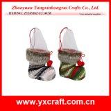 Decorazione di natale del mestiere della decorazione di natale (ZY15Y087-1-2) Handmade