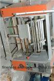 Semiautomático con la hoja modelo de Hafa-550aluminum que rebobina y cortadora