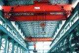 강철 엔진을%s 전기 호이스트 드는 기계장치를 가진 Yz 유형 두 배 광속 주물 또는 주조 Eot 기중기