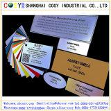 Hoja plástica termoplástica excelente del color Sheet/ABS del doble del ABS del polímero para el grabado