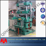 Gummisilikon-Schablonen-hydraulische Presse-Gummi-Maschinerie