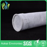 Sacchetti filtro del collettore di polveri del poliestere di rendimento elevato