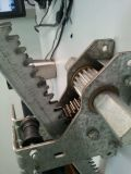 Стальные механизмы реечной передачи для вентиляции парника
